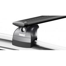 Thule WingBar Black для автомобилей с интегрированными направляющими