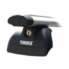 Thule AeroBar для автомобилей с интегрированными направляющими