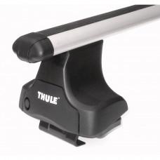 Thule AeroBar для автомобилей с гладкой крышей