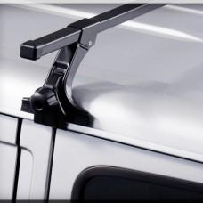 Thule squarebar для автомобилей с водостоками