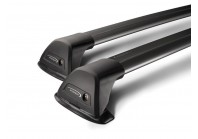 Whispbar (Yakima) black для автомобилей с гладкой крышей