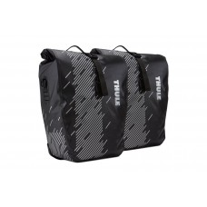Велосумки Thule Shield Pannier L Black (комплект 2 шт)