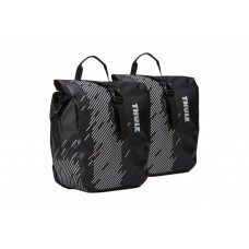Велосумки Thule Shield Pannier S Black (комплект 2 шт)